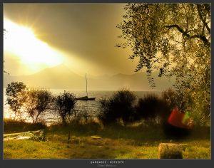 Gardasee - Ostseite