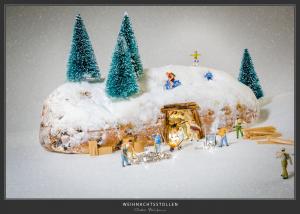 Miniwelten - Weihnachtsstollen