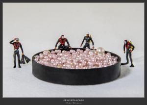 Miniwelten - Perlentaucher