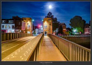 Caecilienbrücke, Oldenburg