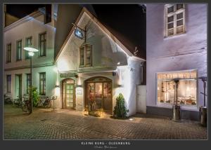 Kleine Burg, Restaurant - Oldenburg