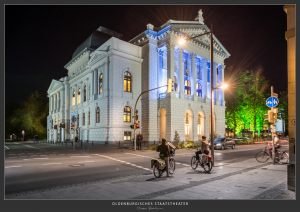 Oldenburgisches-Staatstheater - Oldenburg