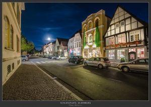 Schlossplatz - Oldenburg