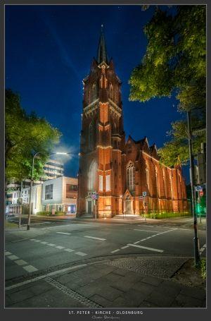 St.-Peter-Kirche - Oldenburg