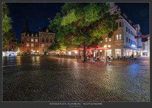 Rathausplatz - Oldenburg