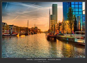 Hafen, Leeuwarden - Niederlande