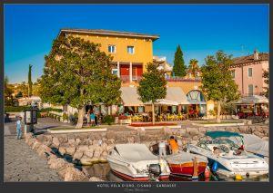 Hotel Vela d'Oro, Cisano - Italien