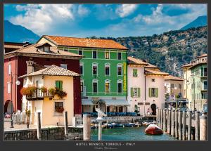 Hotel Benaco, Torbole - Italien