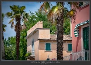 Hotel Villa Rosa, Bardolino - Italien