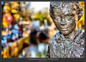 Leeuwarden-Sculpture - Niederlande