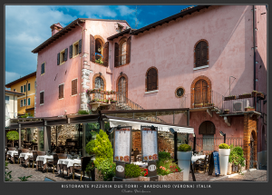 Ristorante Pizzeria Due Torri, Bardolino - Italien