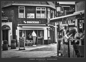 Stadt, Lemmer - Niederlande